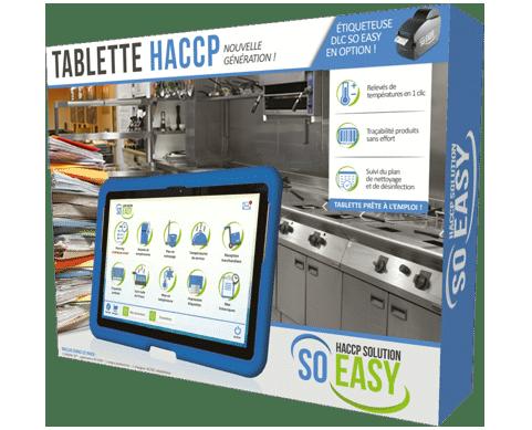 Tablette HACCP SO EASY-1